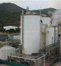 青岛市啤酒污水厌氧反应器处理装置