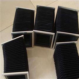 激光切割机风琴防护罩生产厂家
