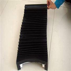 一字型风琴式防护罩供应