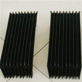龙门镗床风琴式防护罩供应