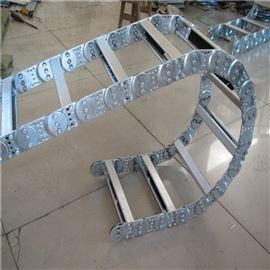 TLG型钢制拖链型号