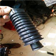 自定南昌拉鏈式帆布油缸伸縮防塵罩批發價