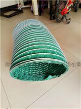 河南耐温200度三防布螺旋风管厂家低价