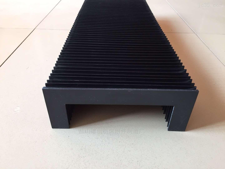 上海横梁立柱风琴式防尘护罩