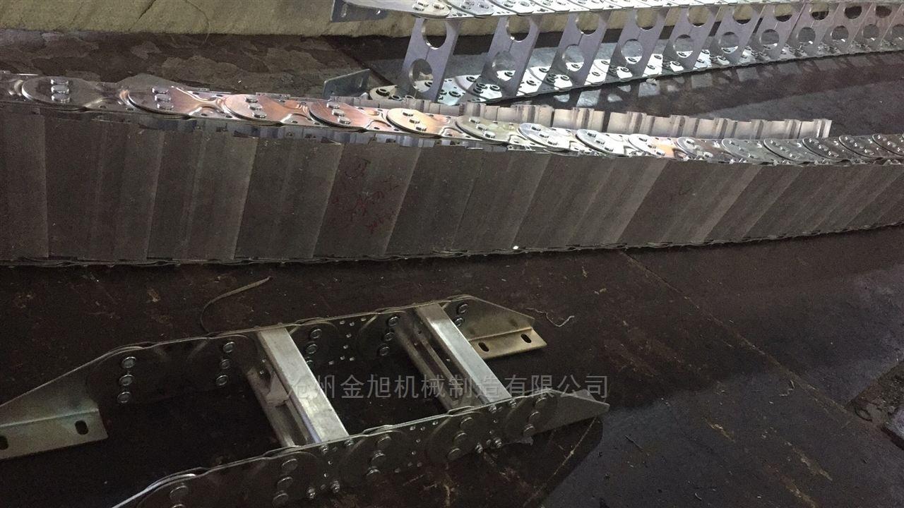 沧州钢铝拖链的使用方式