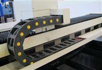 开料机电缆穿线桥式塑料拖链