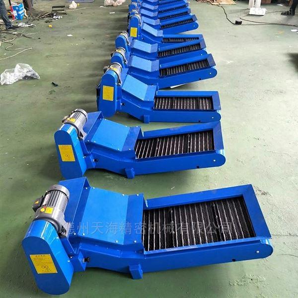 机床链板排屑机生产中心