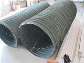 耐磨帆布除尘通风设备伸缩软连接厂家直销