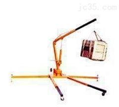 厂家直销FDC0.5型手动液压旋转小吊车