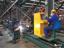 KR-XF 8 轴竞技宝管材型材切割机