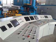 意美德800吨铝合金型材挤压设备,产能高