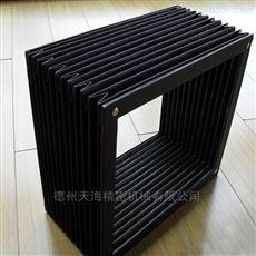 定做机床风琴式防护罩耐高温