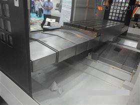 1060機床導軌鋼板防護罩
