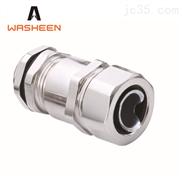 不锈钢带锁紧金属软管电缆接头华浔电气