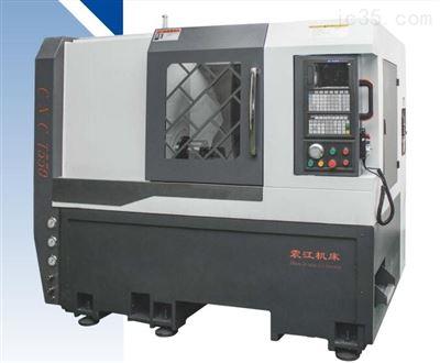 CNC-T550带尾座线轨斜床身车铣复合数控车床