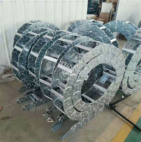 机床钢制穿线拖链直销厂家生产
