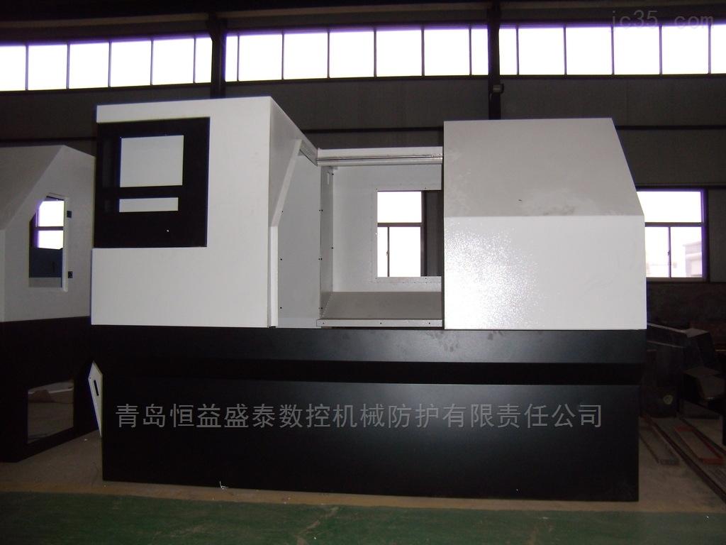 生产钣金外壳数控机床外防护免费设计