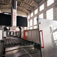 大恒数控龙门铣床长4米门宽2.5米厂家销售