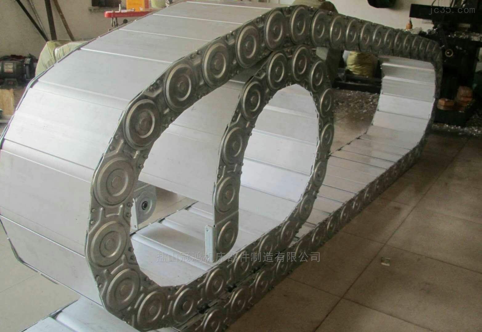 托架式钢制坦克链定做厂家