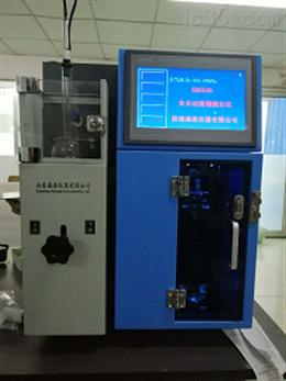 全自动馏程测定仪面粉食品饲料检测仪器