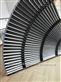专用PVC柔性风琴防护罩青岛厂家