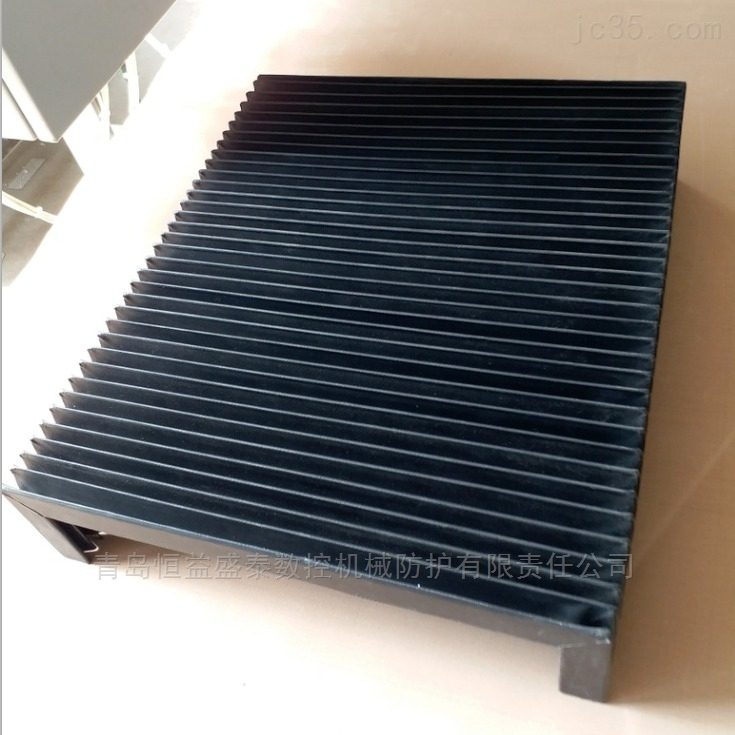 PVC柔性风琴防护罩青岛厂家