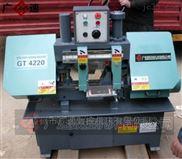 GB4220金属带锯床是集机、电、液为一体