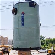 合肥一体化污水泵站厂家雨水排污泵站玻璃钢