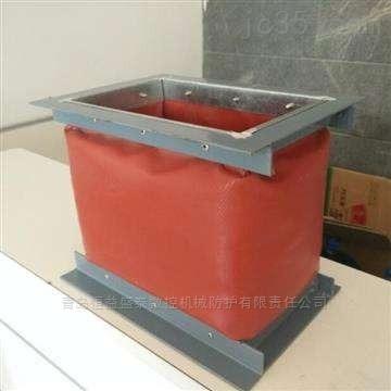 散装机钢制伸缩卸料管伸缩自如安装方便