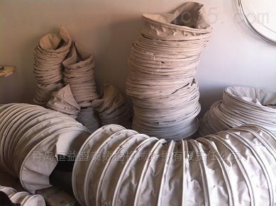 灌装水泥用帆布伸缩筒报价