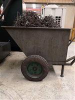 排屑机专用集屑车