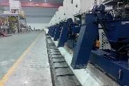 cnc加工中心排屑机青岛厂家