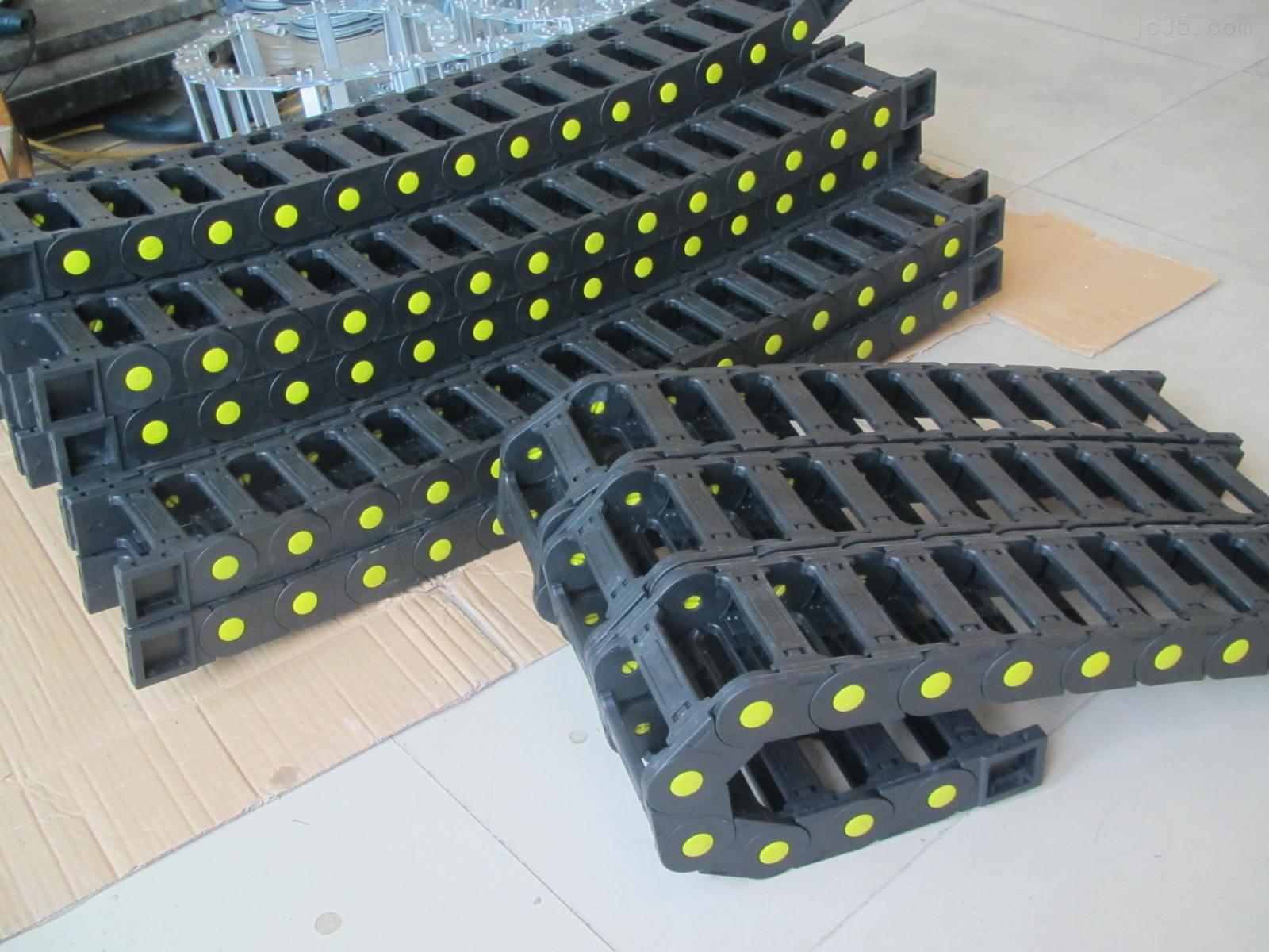 湖南塑料拖链规格
