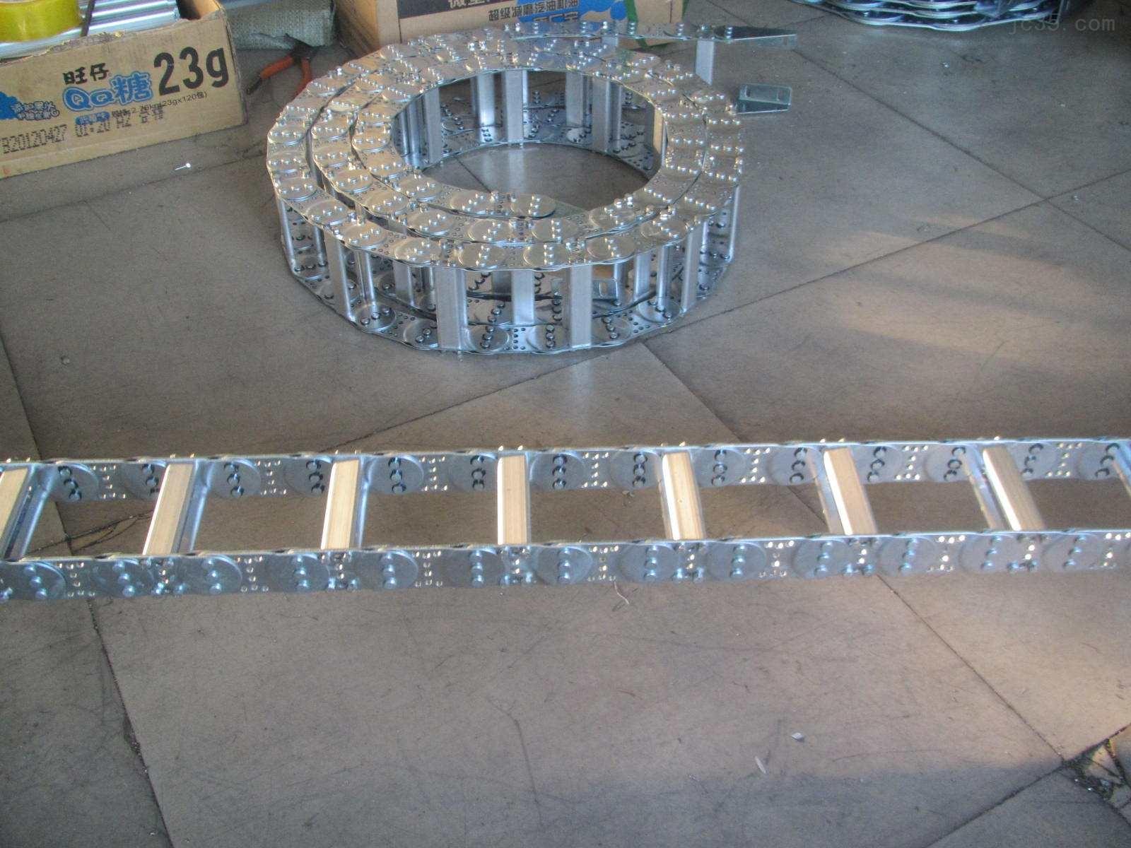 長沙鋼制拖鏈供應廠家