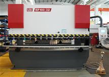 EP100-32-100吨3.2米扭轴同步数控液压折弯机钣金设备