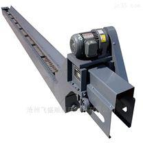 沂机制造数控重型卧式车床刮板式排屑机定做