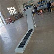 落地铣镗床刮板排屑机装置飞盛顺牌厂家定制