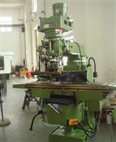 生产制造台湾4H炮塔铣床