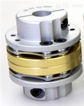 双螺丝台阶式双膜片弹性联轴器