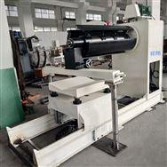 冷轧钢板液压开卷机+全自动上料台车放料架