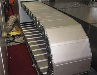 厂家TL175全封闭钢铝拖链