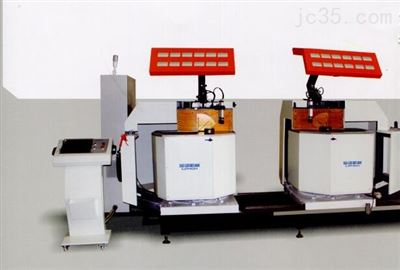 LP-F900七轴数控复合角双头锯