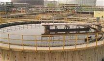 聊城市自来水厂中心传动刮泥机设备