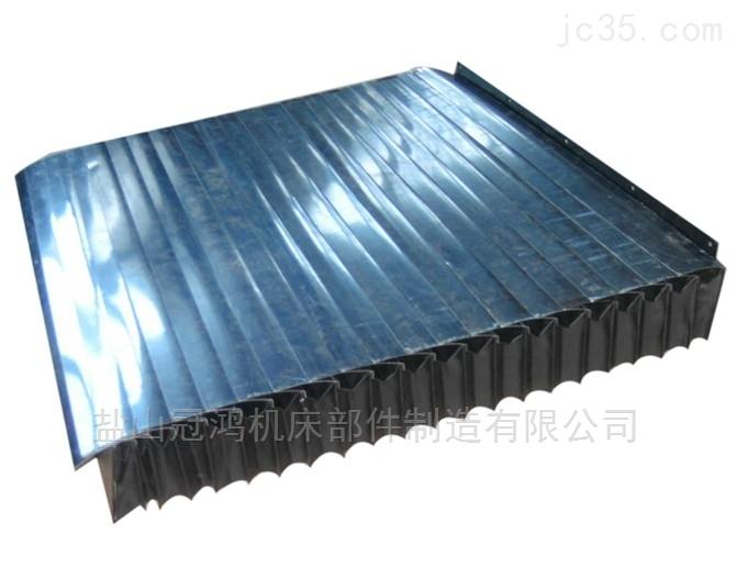 安丘机床铠甲式防尘罩定做厂家