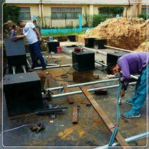 重庆市小区生活污水处理设备