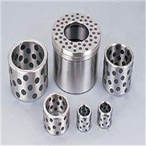 优质滑动轴承固体镶嵌石墨钢套轴承