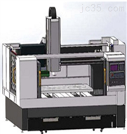 JM-7060高速雕銑機