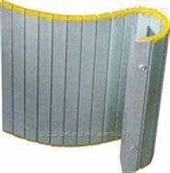机床导轨铝裙帘防护罩