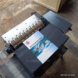 YHCF100L外圆磨床梳齿磁性分离器厂