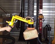 同力工业纸箱搬运机械手